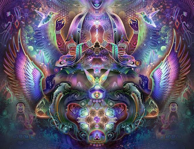 ''Everything On Universe Composed Of Energy Vibrations''