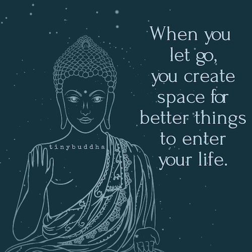 """""""UNDERSTANDING LETTING GO AND GOING WITH THEFLOW"""""""