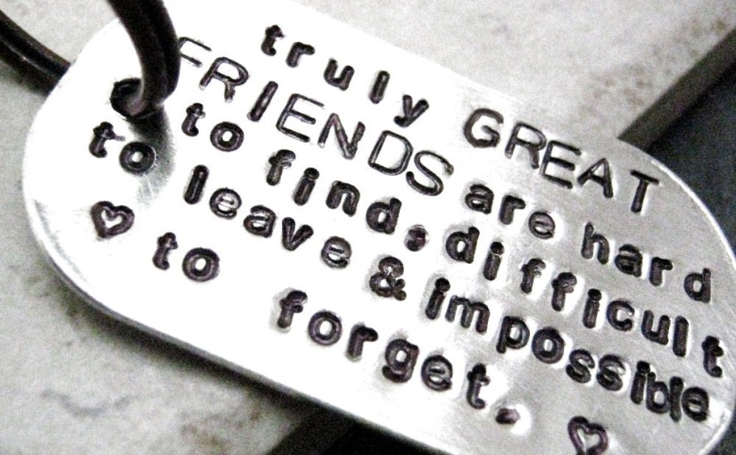''A Gift Called Friendship''