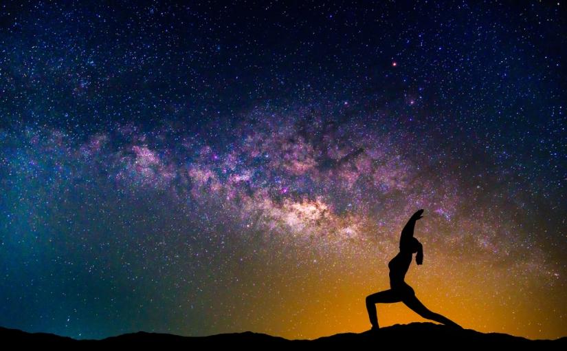 """""""Yoga And Spirituality"""""""