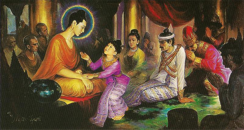 800px-Prince_Rahula_and_Buddha