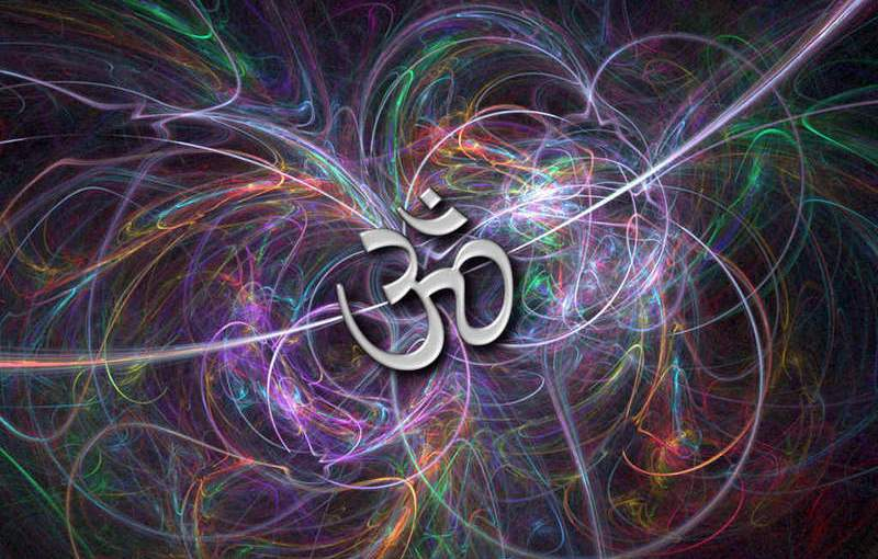 (Auṃ or Oṃ, : ॐ)