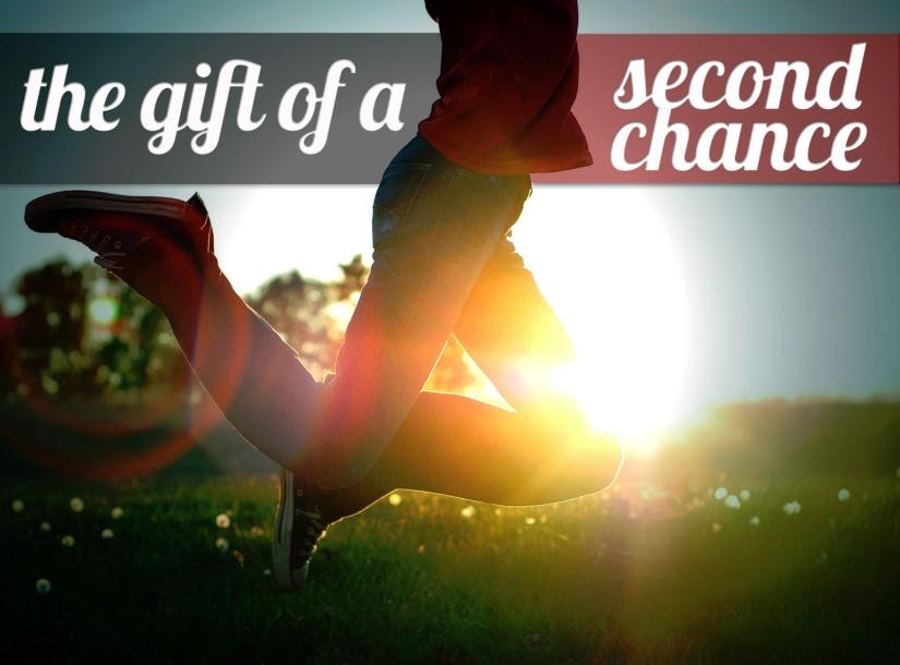 """""""Let Life Gives A SecondChance"""""""