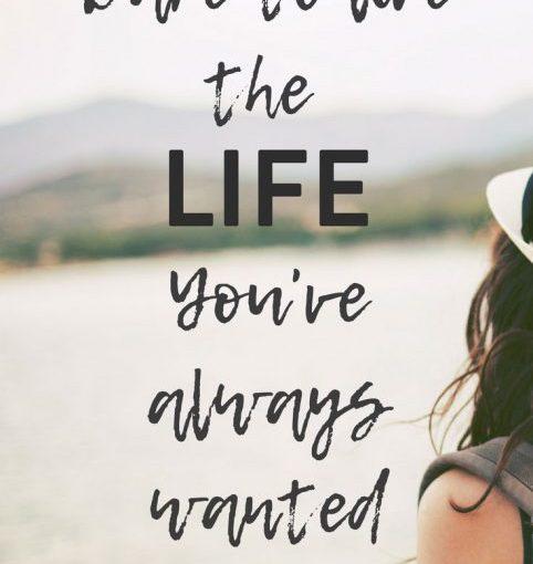 Cherish Every Moment Of Life Bebloggerofficial