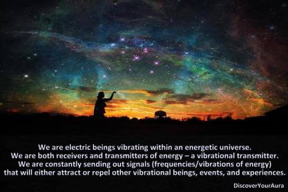 vibrating