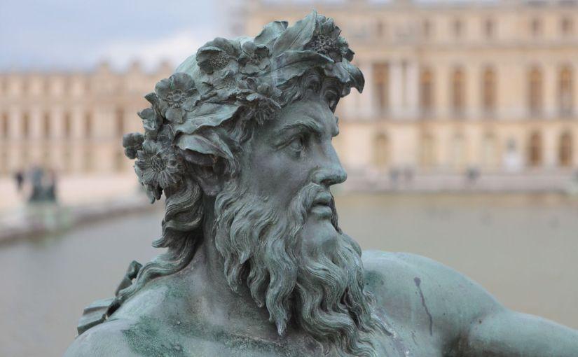 """God Of Gods-Zeus"""