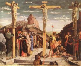 0-Crucifixion-Renaissance-painter-Andrea-Mantegna