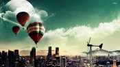 balloon-city-sky-cloud-planet-building