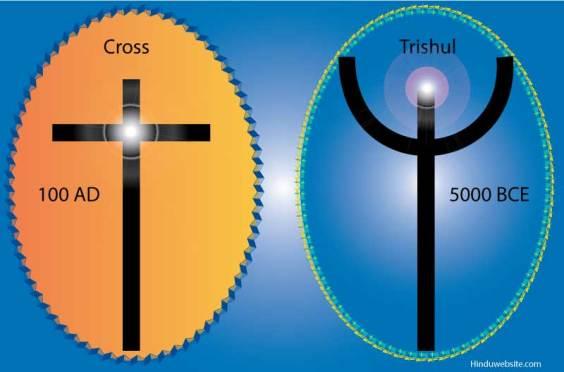 crossandtrishul