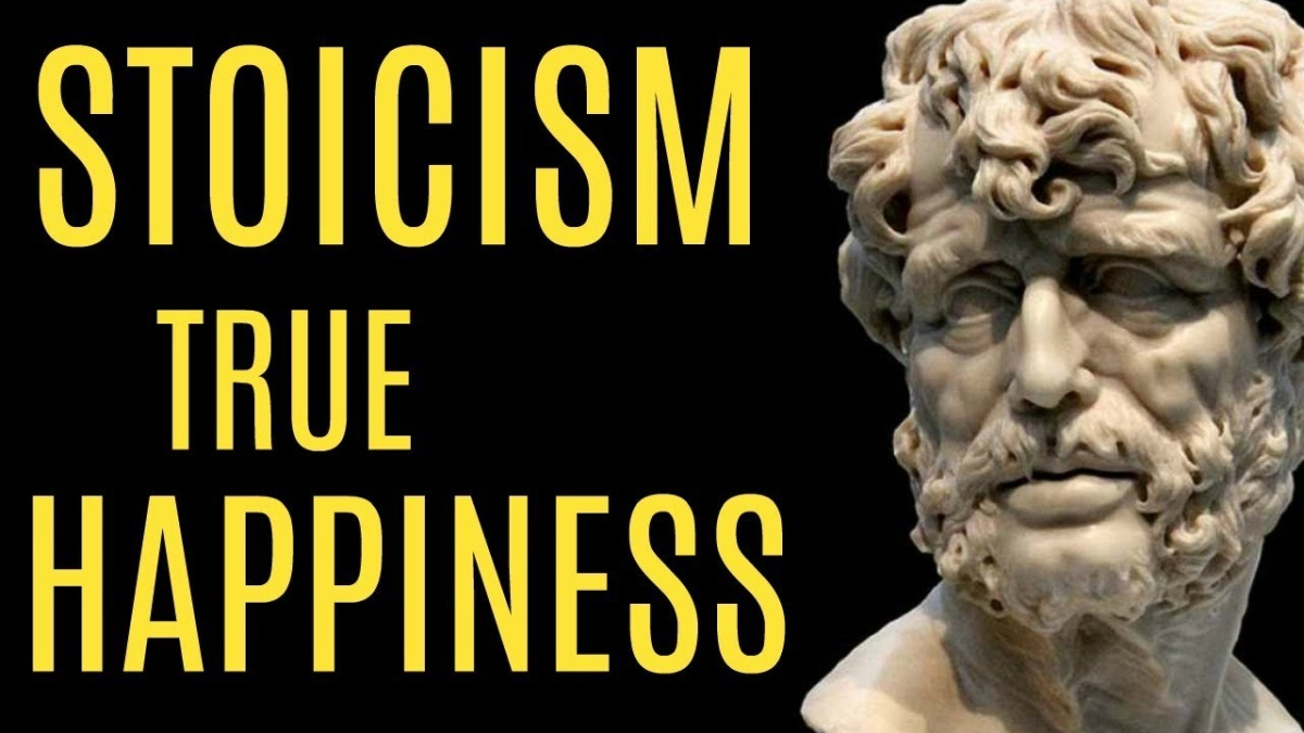 ''The Philosophy Of Stoicism''