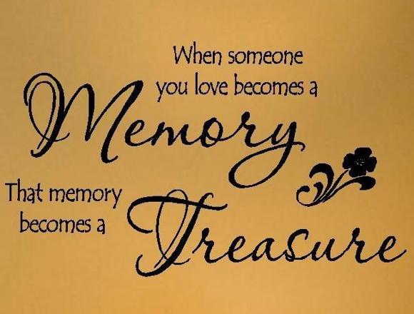 treasured-memory