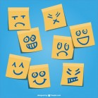 yellow-post-it-with-emotion-faces_23-2147493435