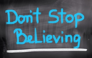 Don't Stop Believing Concept