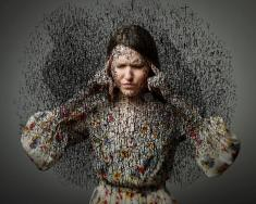 headache-obsession-dark-thoughts-stream-expressions-feelings-moods-young-woman-suffering-31006308