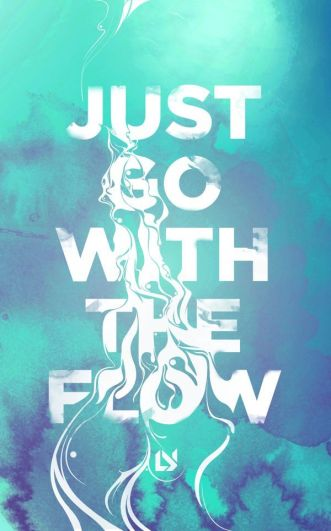 just-go-with-the-flow-life-daily-quotes-sayings-pictures