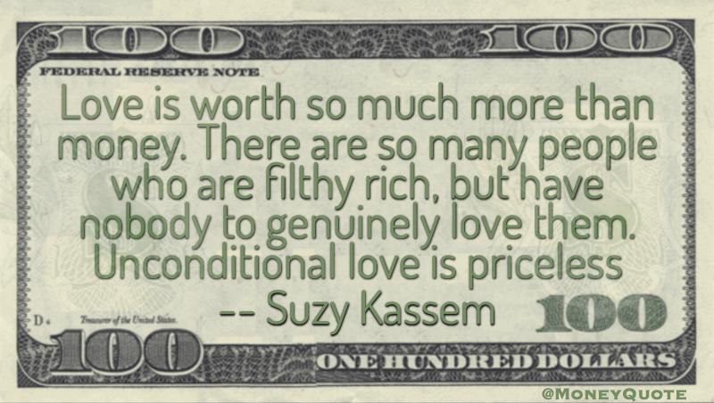 Suzy-Kassem-Unconditional-Love-Priceless