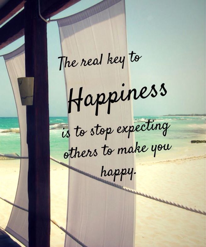 the-real-key-to-happiness-life-daily-quotes-sayings-pictures