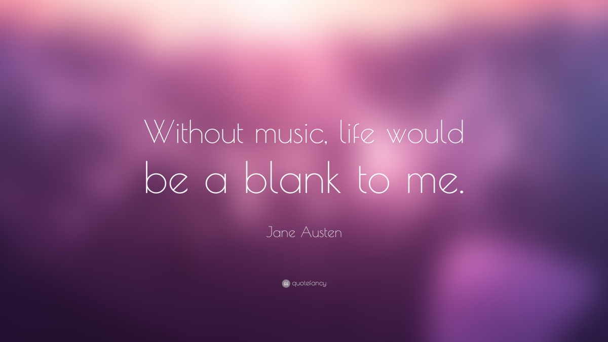 'Without Music Life Would Be A Mistake''