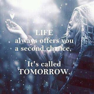 second chance inspiration