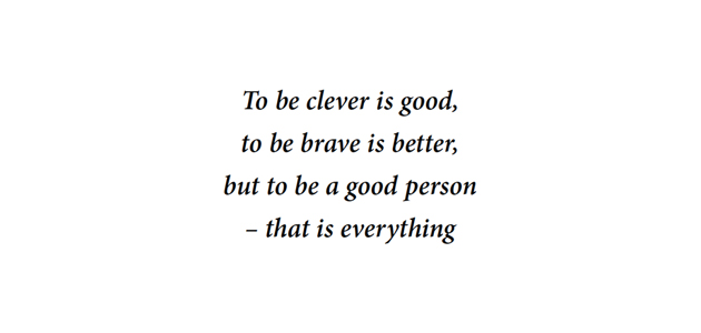 To_be_a_good_person_-_that_is_everything