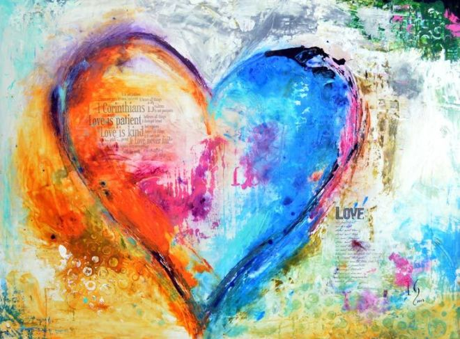 116cde91692c8663ccea280cdc7d9633--heart-painting-about-heart