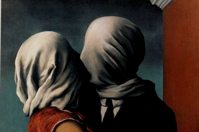 lovers magritte