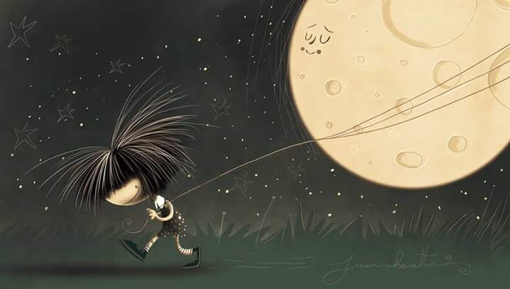 55c02d88baed94acd238fa9a9c29afa0--moon-hair