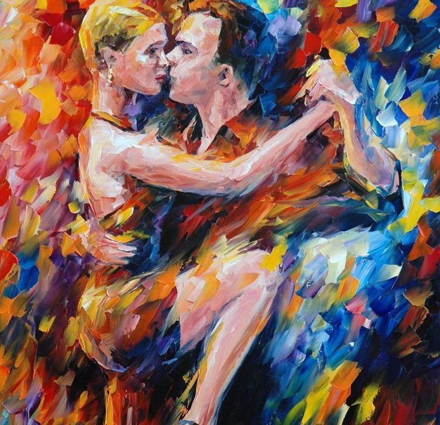 BEAUTIFUL-TANGO-by-Leonid-Afremov-Canvas-Prints-Realistic-Oil-Painting-Printed-On-Canvas.jpg_640x640