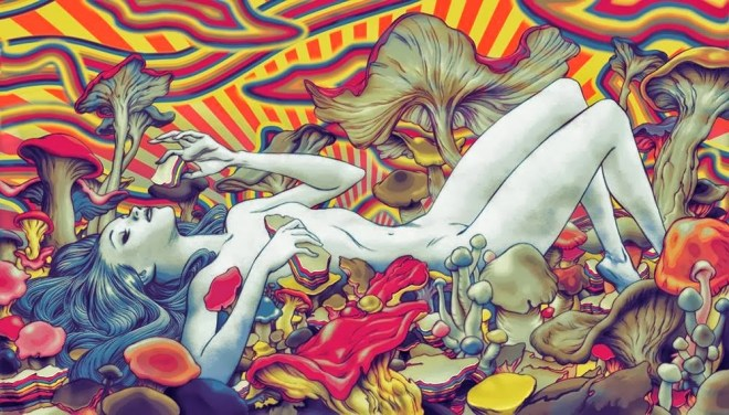 psychedelic-woman