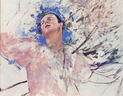 cassatt -- modern woman