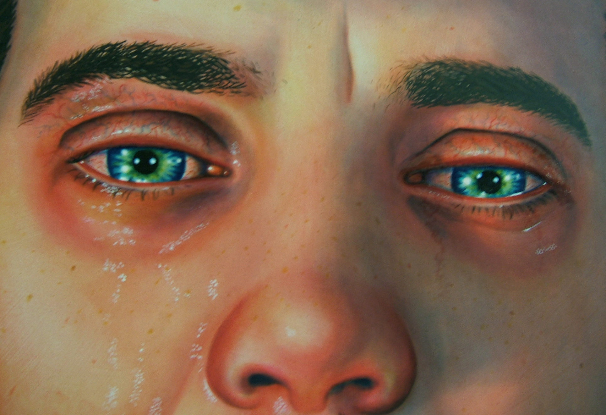 Crying_Man_II_detail
